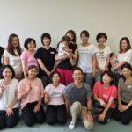 名古屋市西区の出張パーソナルコースは骨盤を整えてからトレーニングします。