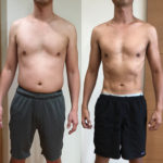 半年で10キロダイエットに成功!健康診断の結果も全て正常値に!名古屋市西区出張パーソナルトレーニング