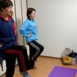 アラフォー夫婦の仲良く一緒にダイエット!出張パーソナルトレーニング 名古屋市西区