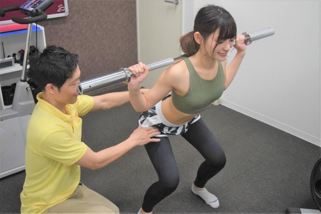 岩倉駅前ダイエット!パーソナルトレーニングジムSATISFY