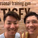 短期集中ダイエットコースに参加する岩倉病院の努力家理学療法士の鈴木先生