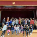糖質制限食と体幹トレーニングで健康寿命を伸ばす講座in山田小学校PTA!
